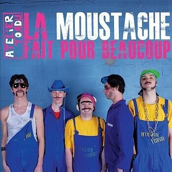 Atelier Tordu - La moustache fait pour beaucoup