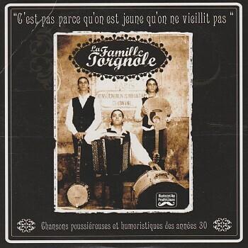 La Famille Torgnole - C'est pas parce qu'on est jeune qu'on ne vieillit pas